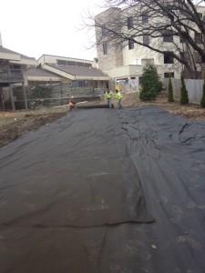 Petromat Fabric